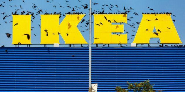 à Caen Ikea Dépasse Les Bornes Le Huffington Post