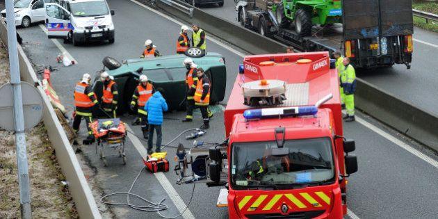 Le nombre de morts sur les routes en hausse de 9,5% en