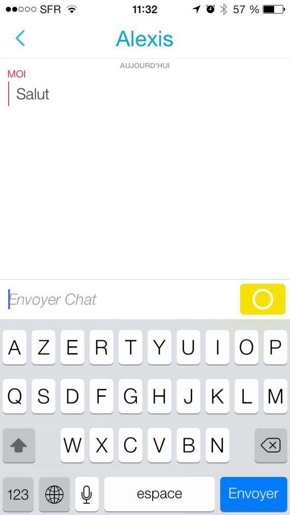 Snapchat : le mode d'emploi de la nouvelle mise à jour et de la fonction