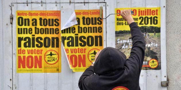 60% des Français contre le projet d'aéroport de Notre-Dame-des-Landes selon un