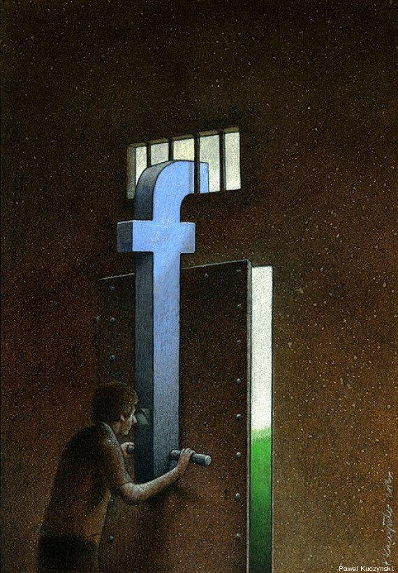 La puissance de Facebook dans votre vie privée