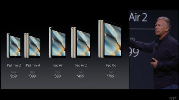 VIDÉO. iPad Pro: prix, date de sortie et toutes les caractéristiques de la grande tablette