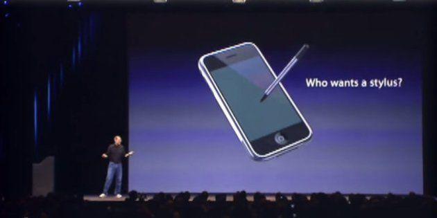 iPad Pro: un clavier et un stylet qui n'auraient pas plu à Steve