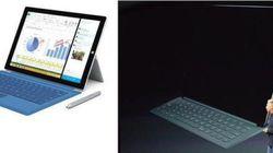 iPad Pro ou... Surface? Les internautes soulignent la