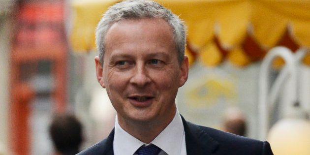 Présidence de l'UMP : Bruno Le Maire accélère... en attendant