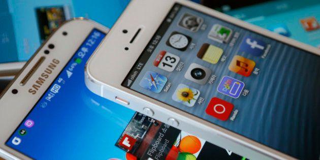 Guerre des brevets entre Apple et Samsung: victoire judiciaire en demi-teinte pour la firme