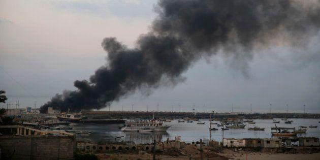 Gaza: nuit la plus meurtrière à Gaza depuis le début de
