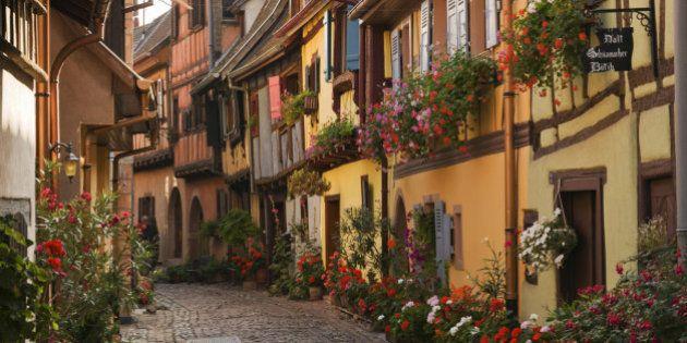 PHOTOS. Découvrez quelques-uns des plus charmants villages