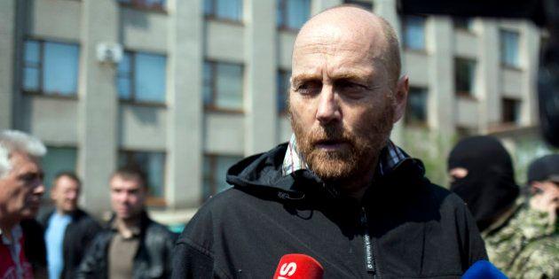 Ukraine: les observateurs de l'OSCE retenus à Slaviansk ont été