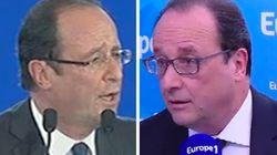 Les grandes envolées de Hollande pour le droit de