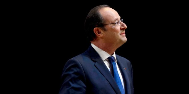 François Hollande s'engage à un