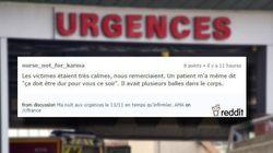 Un infirmier répond à toutes les questions sur sa nuit aux urgences le 13