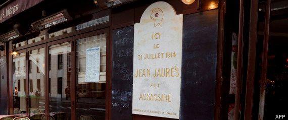 Le Café du croissant où Jean Jaurès a été assassiné ne surfe plus sur cet