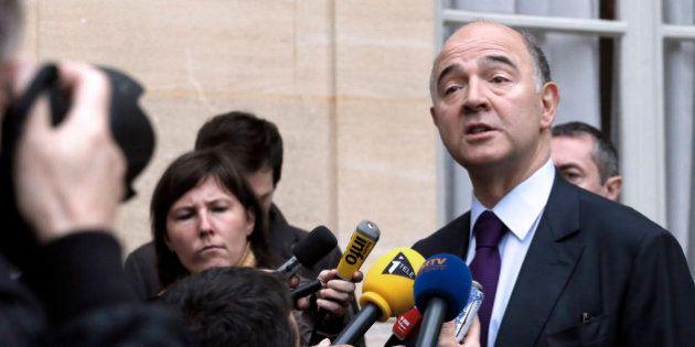 Pierre Moscovici commissaire européen: la droite dénonce le choix