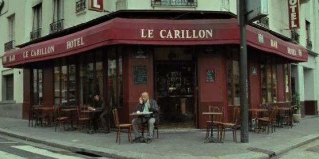 VIDÉO. Quand Eric et Ramzy étaient seuls en terrasse du bar Le Carillon à