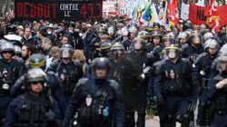 Fouilles, filtrages... les syndicats défileront contre la loi Travail sous haute