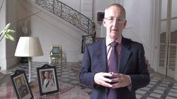 Le message de solidarité de l'ambassadeur du Royaume-Uni à la