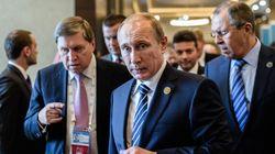 Poutine se présente en grand allié de la France contre