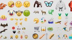 Découvrez les nouveaux emoji qui vont débarquer dans vos