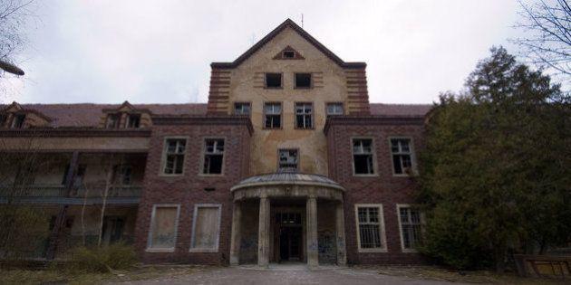 PHOTOS. Cet hôpital dans lequel Adolf Hitler a fait un séjour va vous