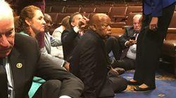 Pas de vote sur les armes au Congrès américain malgré un spectaculaire sit-in d'élus