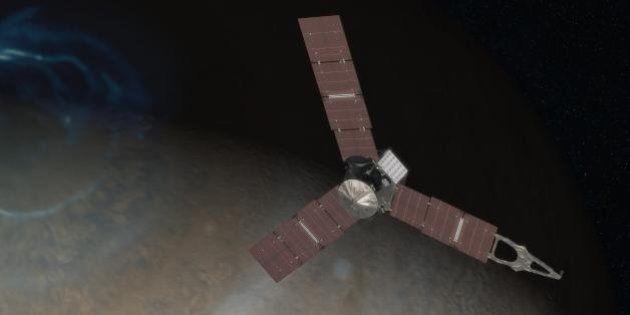 Ce que la sonde Juno va nous apprendre sur les mystères de