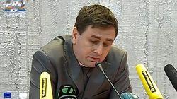 Découvrez pourquoi ce député moldave demande publiquement pardon à sa