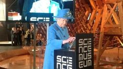 La reine Elizabeth II a envoyé son premier
