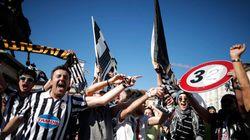 La Juventus championne d'une Italie à nouveau marquée par la