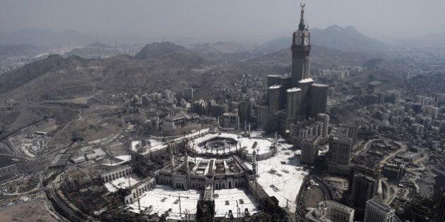 PHOTOS. La Mecque : au moins 87 morts et 184 blessés dans la chute d'une grue dans la Grande