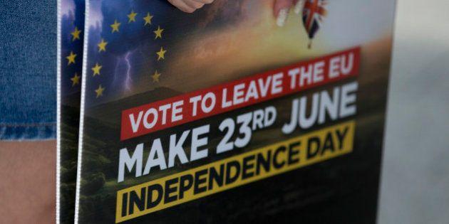 Après le résultat du vote pour le Brexit, les Britanniques ont (au moins) deux ans devant eux pour quitter