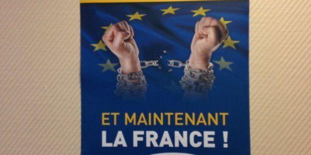 Après le Brexit, Marine Le Pen exulte et exige un référendum