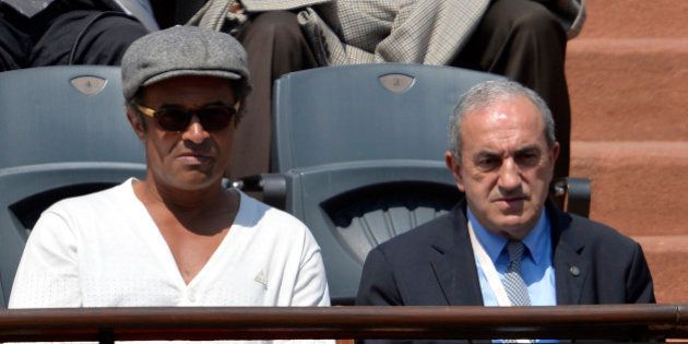 Yannick Noah successeur d'Arnaud Clément à la tête de l'équipe de France de Coupe