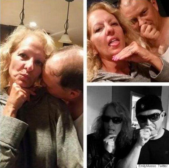 PHOTOS. Ces parents se moquent (gentiment) de leur fille en parodiant ses