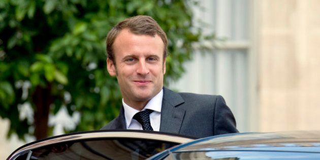 Emmanuel Macron veut que les entreprises s'engagent autant que le