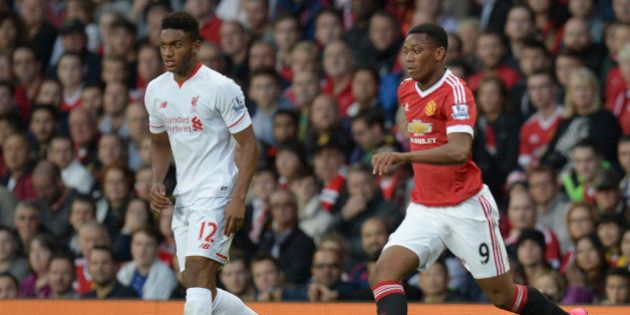 Manchester United - Liverpool: Anthony Martial marque un incroyable premier