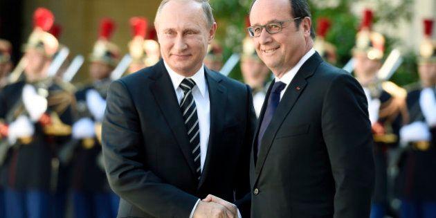 Daech, premier ennemi que la France et la Russie pourraient combattre ensemble depuis