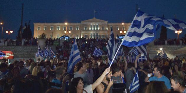 Référendum en Grèce : Large victoire du
