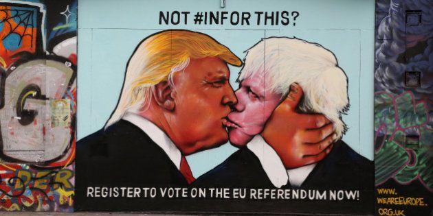 Brexit: les Américains suivront-ils le populisme britannique en élisant
