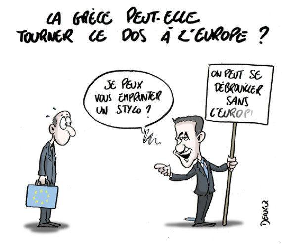 La Grèce peut-elle se détourner de l'Europe
