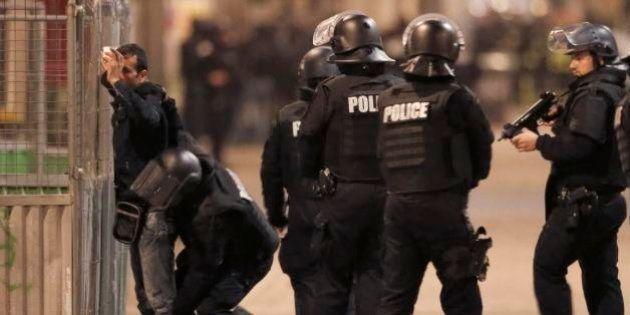 L'assaut de Saint-Denis en