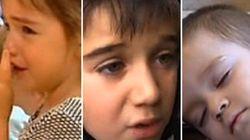 Larmes, copains perdus : ces enfants n'ont pas aimé leur