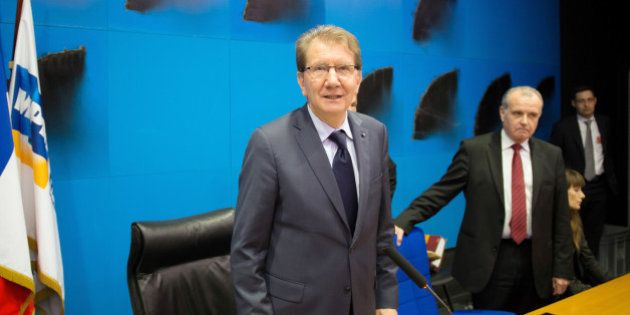 Guy Teissier, le président de Marseille Provence Métropole fait polémique en liant saleté de la ville...