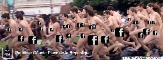 Une partouze canular à la place de la République pour faire sourire les
