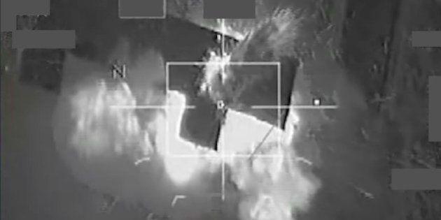 Les bombardements en Syrie ont tué au moins 33 jihadistes en 72 heures, selon