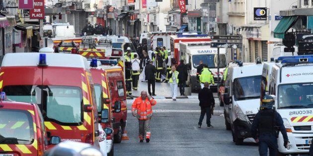 À cause de l'assaut à Saint-Denis, les écoles fermées et les transports à
