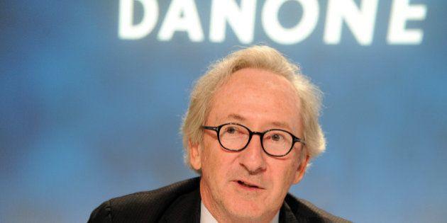 Danone: Franck Riboud va passer la main après 18