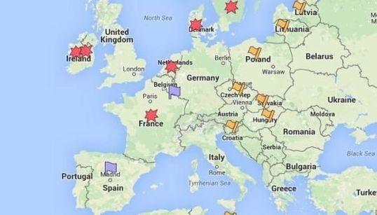 Avant la Grèce, de nombreux pays ont déjà voté