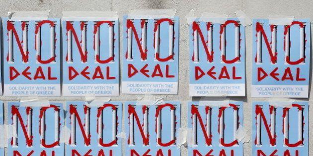 Non, la dette d'un Etat comme la Grèce, cela ne se rembourse jamais