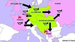 Août 1914 : comment l'Europe a basculé dans la guerre en 15